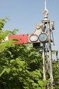 Free Old Railway Signal Stock Photos - 14646643