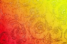 Free Splendid Fabric Can Be Used As Background. Royalty Free Stock Image - 14640396