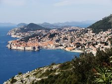 Free Dubrovnik Old Town Stock Photos - 14640433