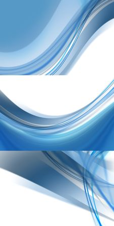 Free Blue Backgrounds Series Stock Image - 14642441