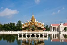 Free Bang Pa-in Palace Stock Photo - 14643020