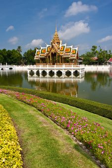 Free Bang Pa-in Palace Stock Photos - 14643083