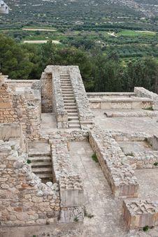 Free Knossos Archeological Site Stock Photo - 14643850