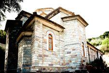 Free Kremaston Monastery Royalty Free Stock Photo - 14643965