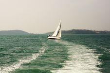 Free Yacht Royalty Free Stock Photos - 14644098
