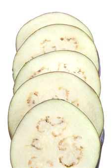 Free Eggplant Slices Stock Images - 14644314