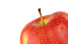 Free Ripe Red Apple Royalty Free Stock Images - 14644359