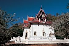 Free Buddhist Temple In Thailand Royalty Free Stock Images - 14644439