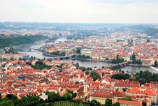 Free Prague S Bridges Royalty Free Stock Photography - 14644777