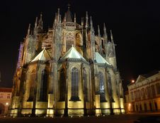 Free Cathedral St.Vitus Stock Photos - 14645043
