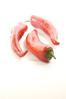 Free Red Hot Chili Pepper Stock Photo - 14646190