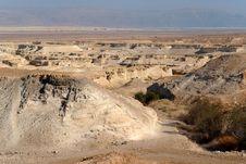 Free Rocky Desert Landscape Stock Image - 14646331