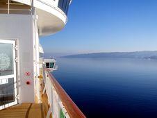 Free Cruiseship In Oslo Royalty Free Stock Photography - 14647027