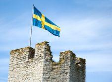 Free Swedish Flag Stock Images - 14647944