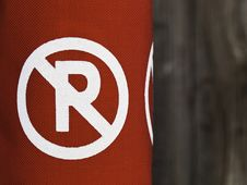 Free No Parking Royalty Free Stock Photography - 14648307