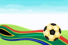 Free World Cup 2010 South Africa Stock Photo - 14649700