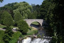 Free Old Stone Bridge Stock Photography - 14649882