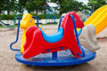 Free Colorful Of Playground Stock Photography - 14650282