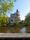 Free Amsterdam Canal Stock Photography - 14653262