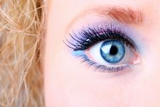 Free Woman Eye Stock Images - 14650174