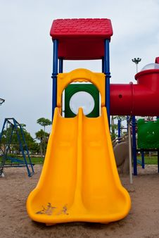 Free Colorful Of Playground Stock Photos - 14650303