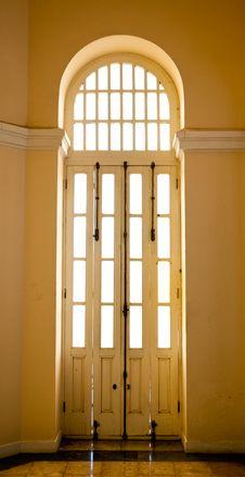 Free Palace Door Royalty Free Stock Photo - 14650635