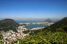 Free Rio Eco City Stock Images - 14650934