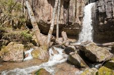 Free Hedge Creek Fall, Dunsmuir Ca Stock Image - 14650981