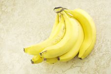 Free Bananas Royalty Free Stock Photo - 14651035