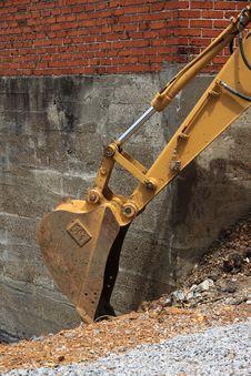 Free Excavator Bucket Stock Images - 14651114