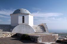 Free Old Church On Santorini Royalty Free Stock Photo - 14652325