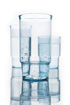 Free Three Glasses Royalty Free Stock Images - 14652419