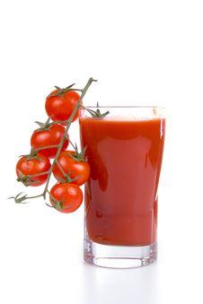 Free Tomato Juice Stock Photography - 14652532