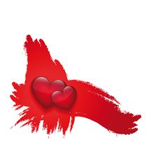 Free Vector Heart Stock Images - 14653214