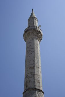 Free Bosnian Minaret Stock Image - 14654961