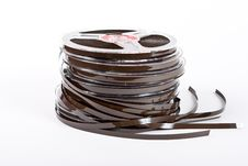 Free Stack Of Audio Reels Tapes Stock Photos - 14655013