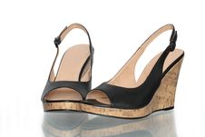 Free Summer Women Shoes Royalty Free Stock Photography - 14655207