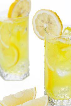 Free Lemon Drink Stock Photo - 14655980