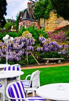 Free French Outdoor Bistro Stock Photo - 14656160