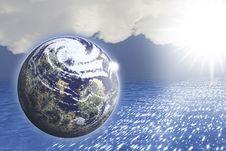 Free Tierra Y Proteccion Del Medio Ambiente Royalty Free Stock Image - 14656546