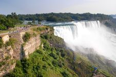 Free The Niagara Waterfall Stock Photo - 14656870