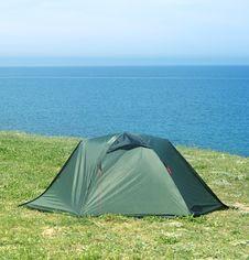 Free Tourist Tent Stock Image - 14656921