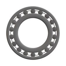Roller Bearing Royalty Free Stock Image