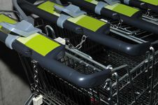 Free Shopping Cart Detail Stock Images - 14657784