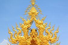 Traditional Thai Style Royalty Free Stock Photos