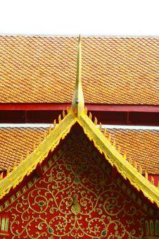 Free Thai Architecture Stock Photo - 14658780