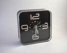 Free Office Stylish Clock Stock Image - 14659091