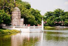 Lakeside Stupa