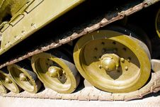 Free Tank Tracks Stock Images - 14659654