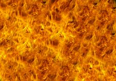 Free FLame Background Stock Photo - 14659820